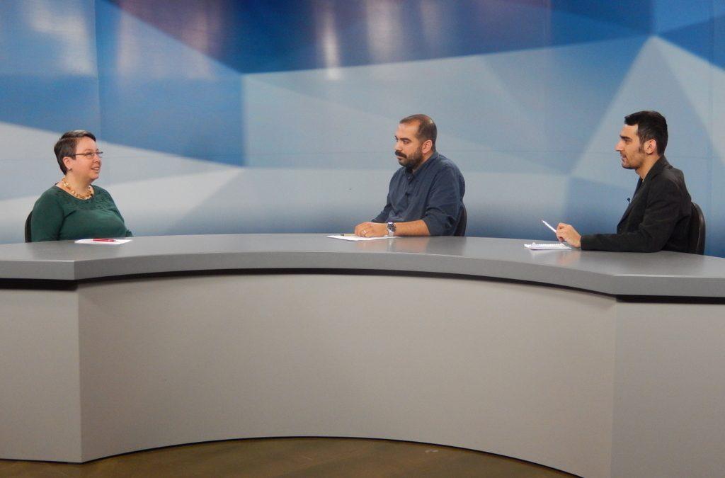 Medyascope TV'de Recep Berber ve Ufuk Çeri'nin Konuğu Olduk