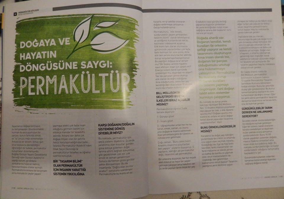 [n]Beyin Dergisinde Yazımız Yayınlandı