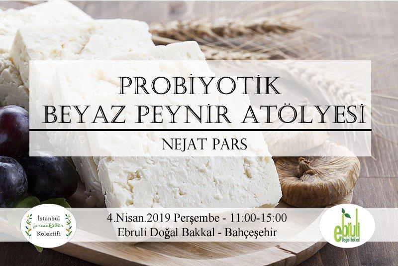 Probiyotik Beyaz Peynir Atölyesi